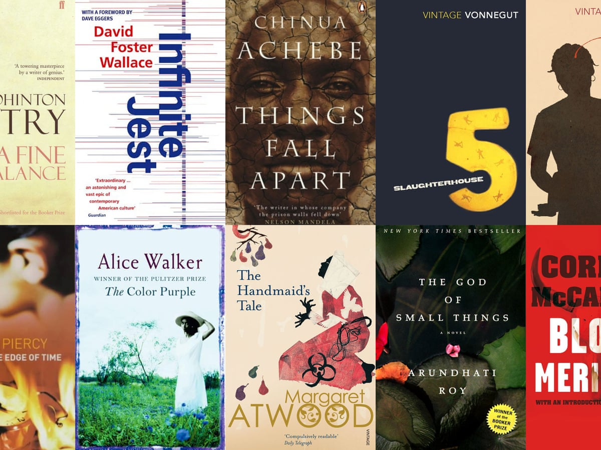 The Best Novels In English Readers Alternative List Books The Guardian
