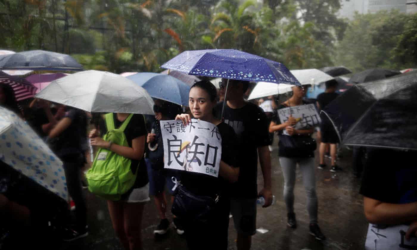 Hong Kong: three rallies mark 11th weekend of protests