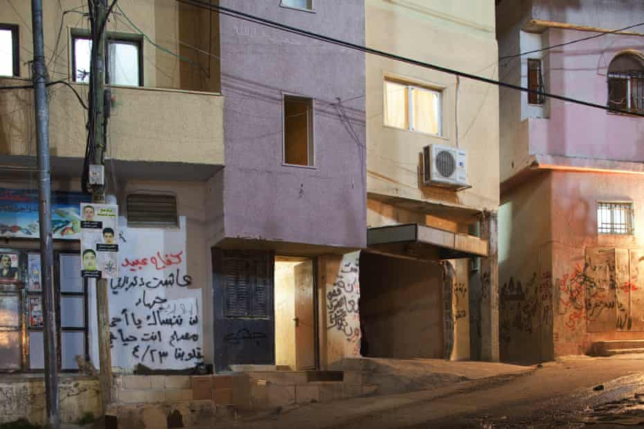'Outstanding universal value' … Dheisheh refugee camp, the subject of Stateless Heritage at the Mosaic Rooms.
