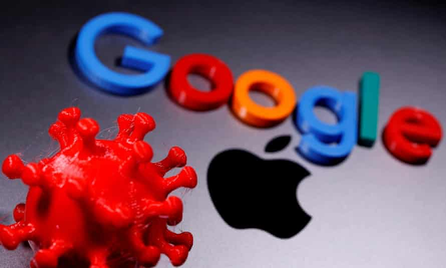 Apple and Google's APIs will allow governments to use smartphones to track proximity.