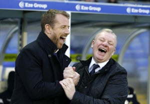 Will Steve Evans and Mansfield be laughing at the end of the campaign?