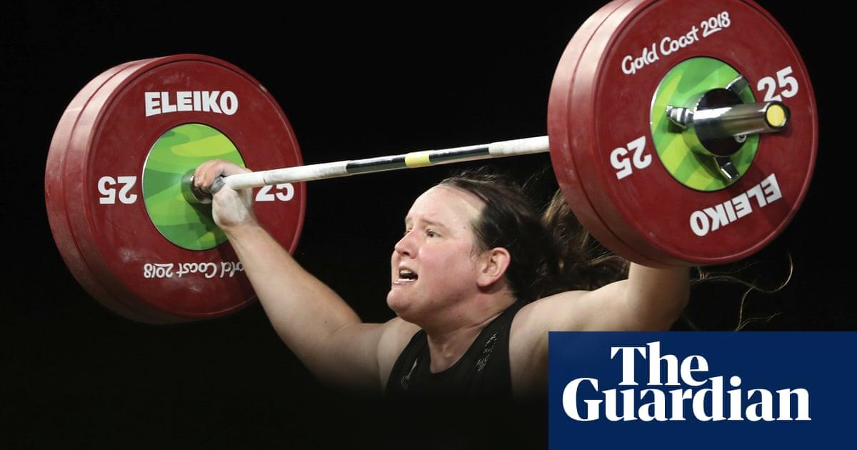 IOC praises weightlifter Laurel Hubbard before transgender athlete's Olympic debut
