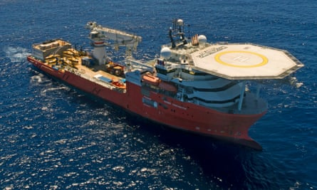 Seabed Constructor vessel