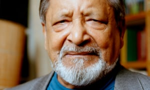 The writer VS Naipaul