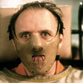 Hannibal Lecter, The Silence of the Lambs.