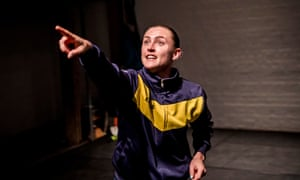 Oona Doherty in Hope Hunt and the Ascension Into Lazarus