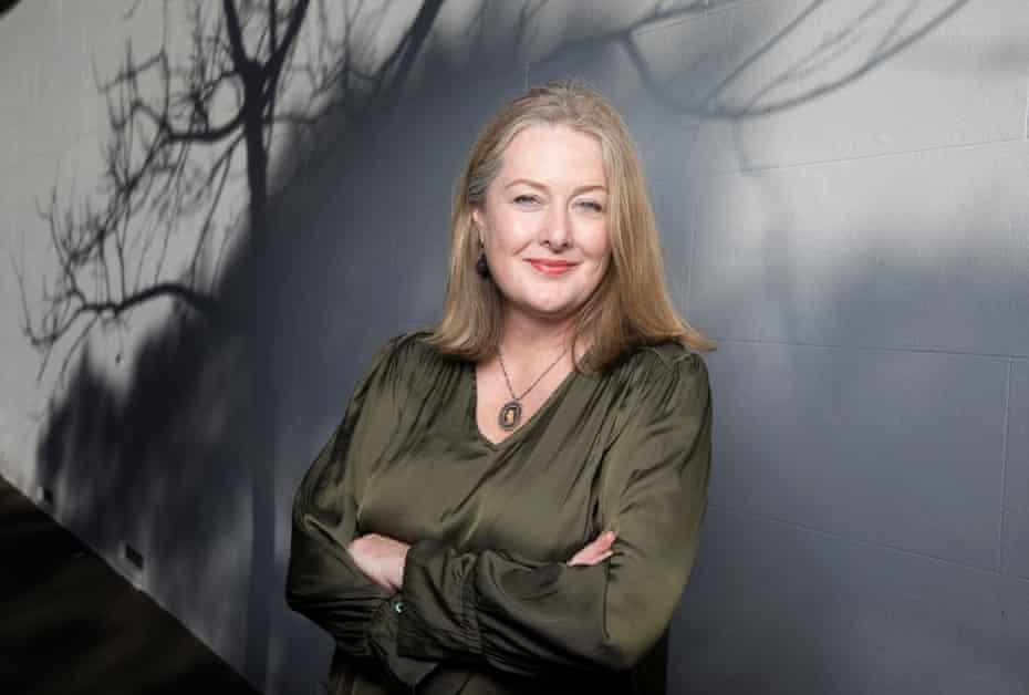 Stephanie Wood, the author of Fake