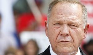 Roy Moore has long been a controversial figure in Alabama politics.