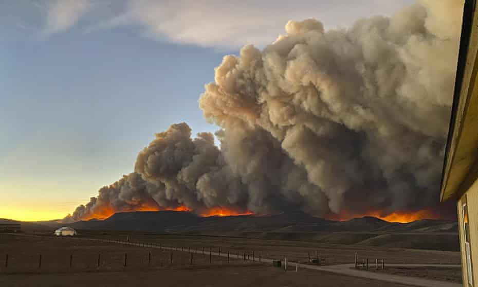 The Rocky Mountain national park has been closed since the East Troublesome fire started.