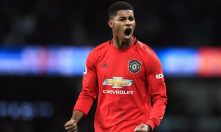 Footballer Marcus Rashford: 'Who didn't cheer when he got his MBE this month, having run a courteous, scrupulously non-parisan campaign for free school meals to be extended through the summer holidays this year?'
