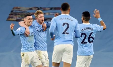 Manchester City 5-2 Southampton: Premier League - as it happened