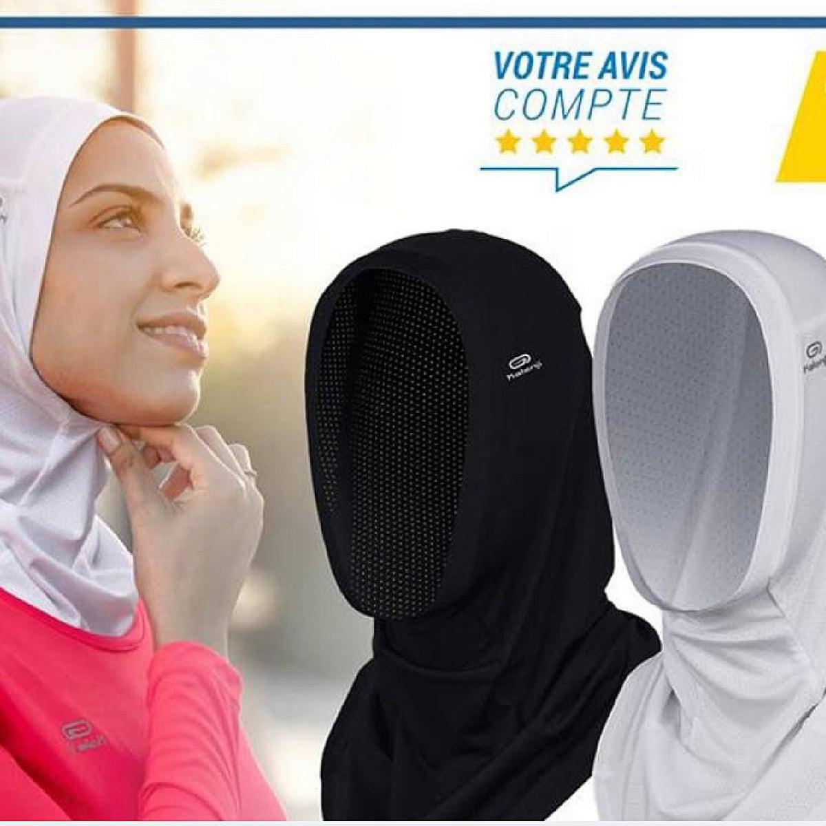 Decathlon Drops French Sports Hijab After Politicians Threaten Boycott France The Guardian