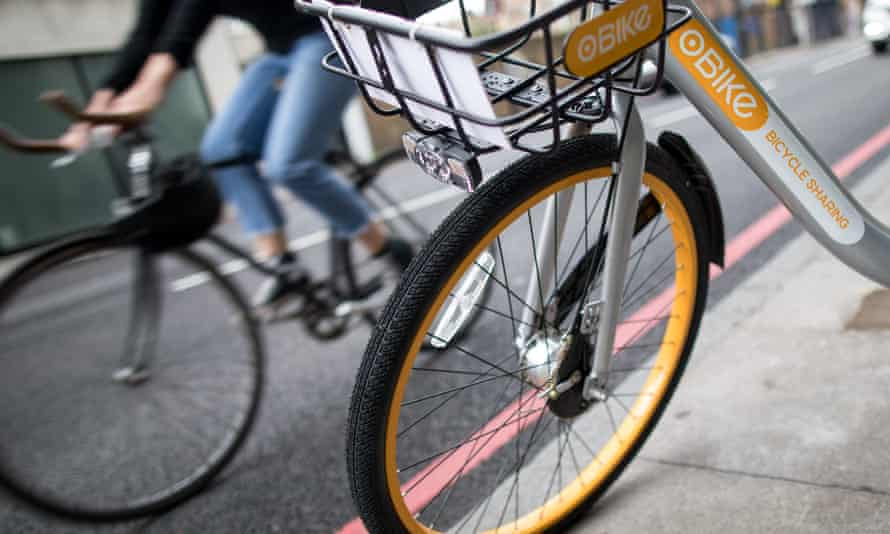 OBike users in Australia and Singapore say they can't get their deposits back after an app update.