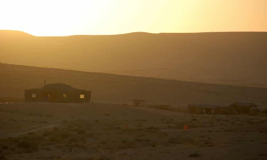 Succah in the Desert, Israel