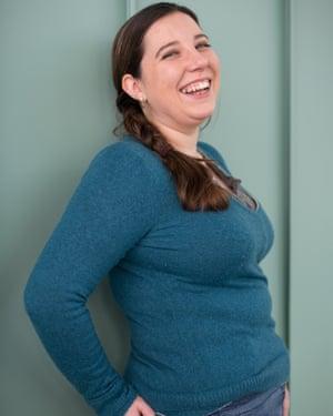 Jill MacKay, a university lecturer.
