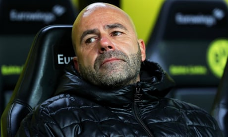 Borussia Dortmund sack Peter Bosz and appoint Peter Stöger as new manager