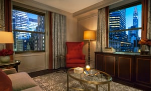 InterContinental's Barclay hotel in New York