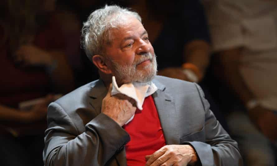 Luiz Inácio Lula da Silva is sweating on a supreme court judgment this week.