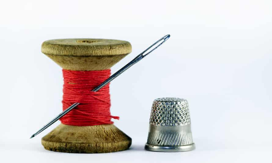 Pick up a needle and thread, says Tamsin Blanchard