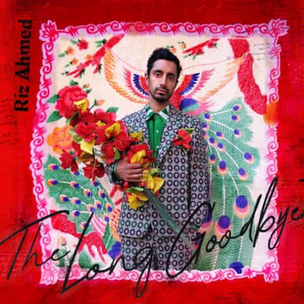 Riz Ahmed: The Long Goodbye album art work