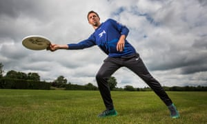 James Mead, frisbee player.