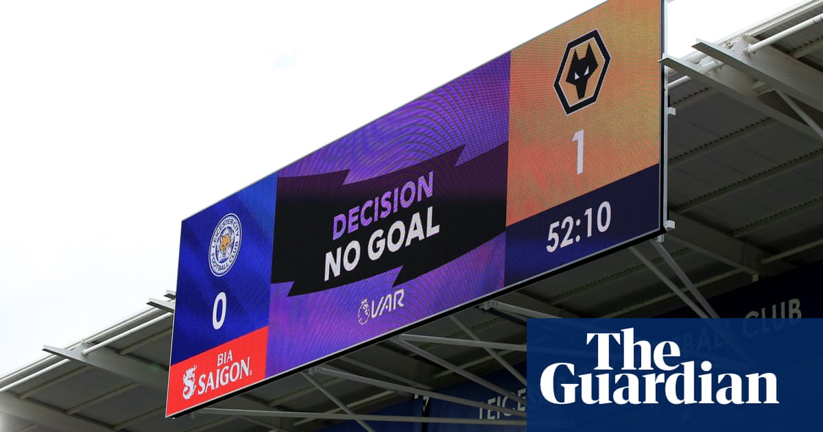 VAR's Premier League bow provides cocktail of contrived and serious | Paul MacInnes