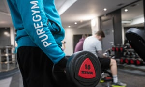 Businesses such as gyms will be among those included in the regulatory regime