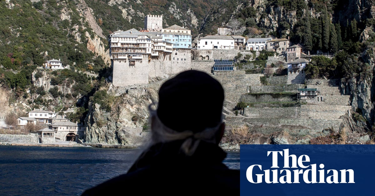 Ukraine-Russia tensions reach Greece's holy Mount Athos