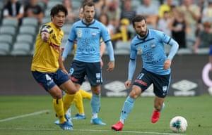 A-League, Sydney v Central Coast
