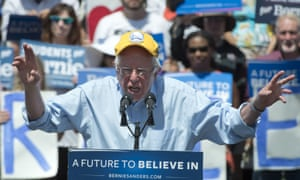 Sanders doesn't just need to win a large number of delegates – he needs to prevent Clinton from winning the small number of delegates that she needs to cross the finish line and become the Democratic nominee.