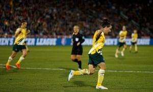 Matildas v USA, friendly