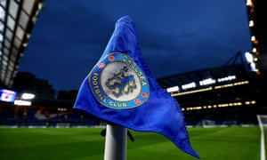 Chelsea faced a partial closure of Stamford Bridge if found guilty of racism by Uefa.