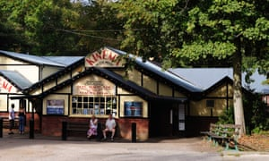Kinema in the Woods, Woodhall Spa exterior