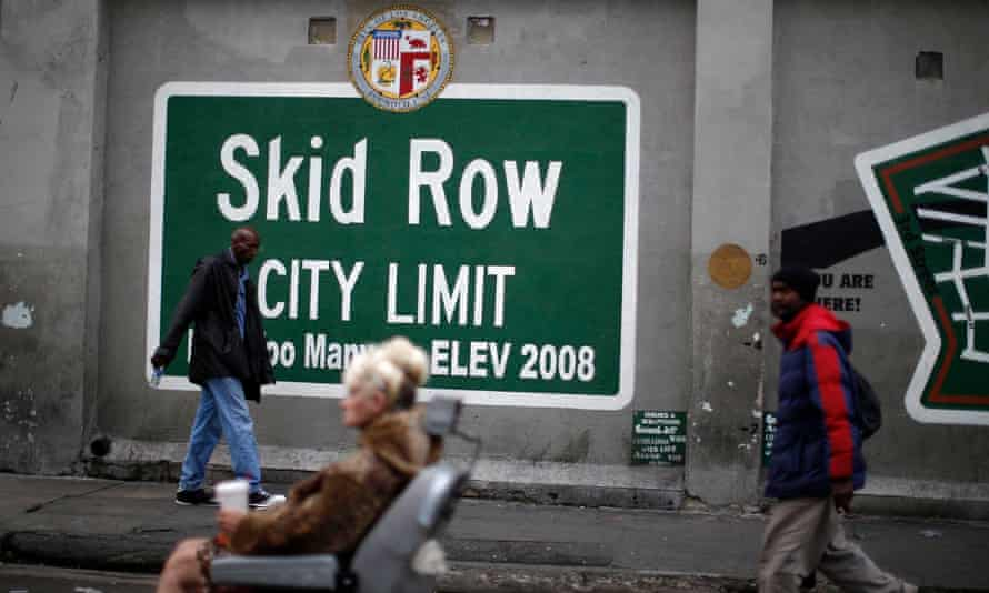 The practice of leaving patients on the streets of Los Angeles, often in the area of downtown known as Skid Row, has been a problem for years.