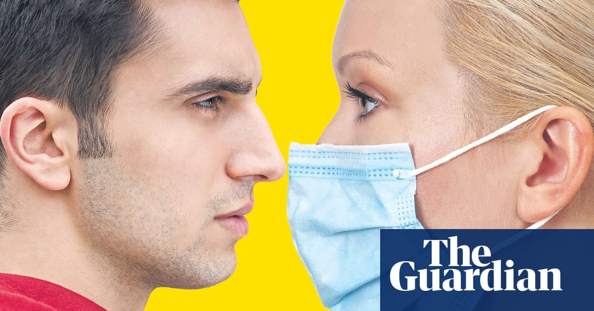 'Dad's a dictator, anything goes with Mum': how masks and distancing rules are dividing Britain
