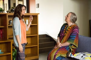 Sarah (right) and Maura (left) in Amazon Video TV show Transparent