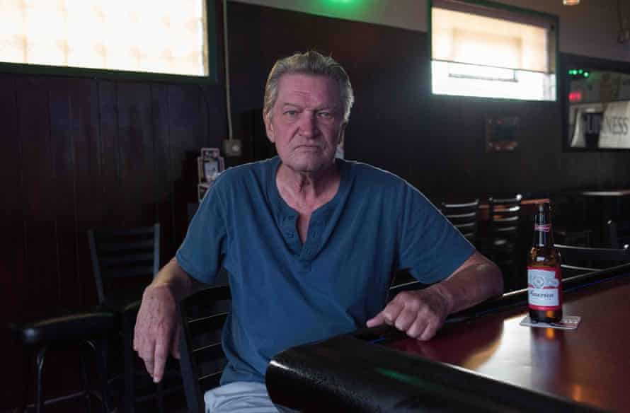 Donald Weichsel, 67, a retired union firefighter.