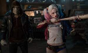 Margot Robbie's Harley Quinn, in 2016's Suicide Squad.
