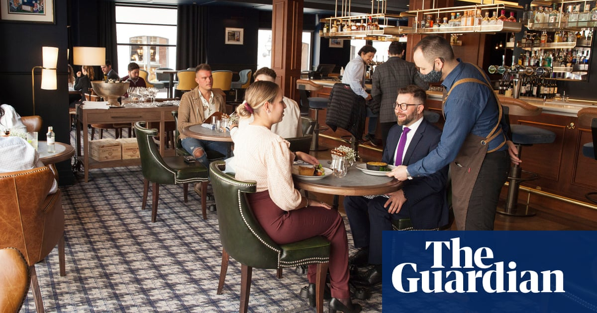 Blue Boar Pub, London SW1: 'There's a lot to like'