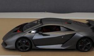 Ricin case toy car