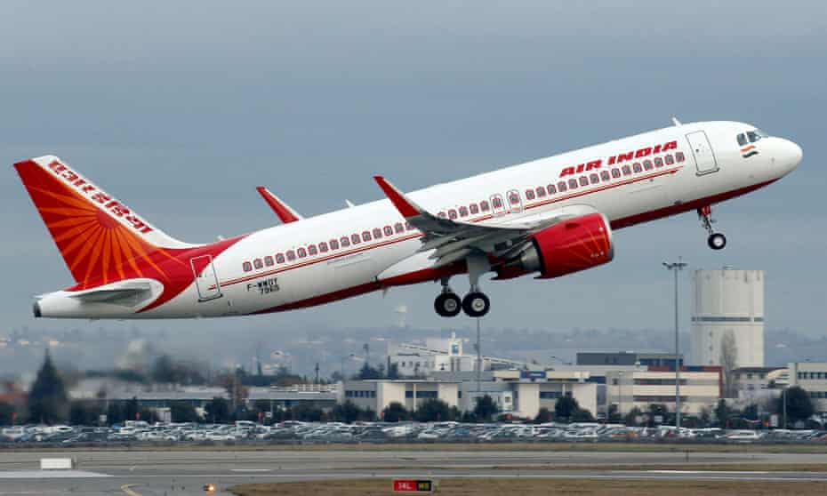 Air India jet