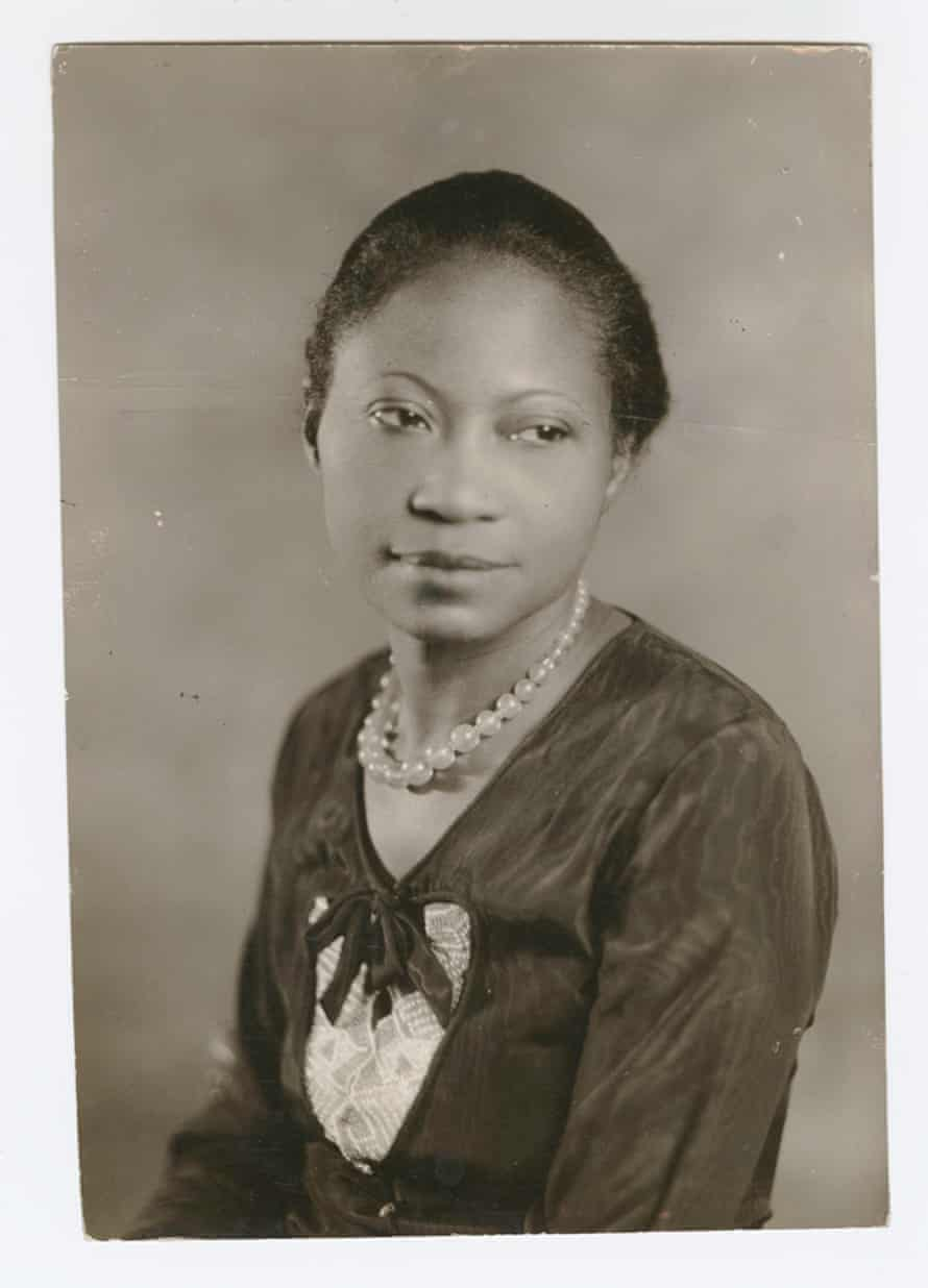 Augusta Savage, pictured in 1930.