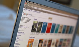 Launched in 2010, Google Books enables users to read extracts from books both in and out of copyright.