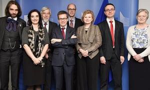 European Commission Scientific Advisory Mechanism