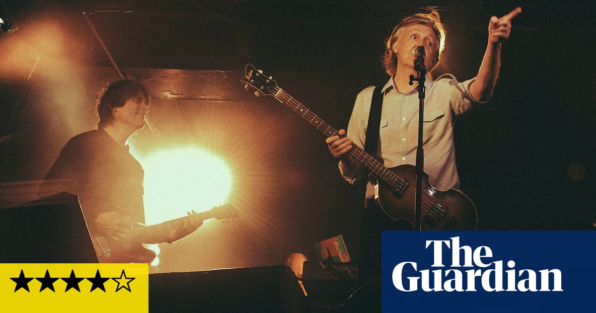 Paul McCartney review – secret tour down memory lane in