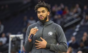 Karl-Anthony Towns: 'I think it's important that everyone understands the severity of what's happening'