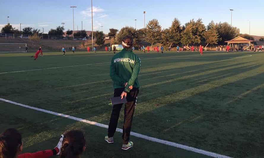 Afghanistan women's football