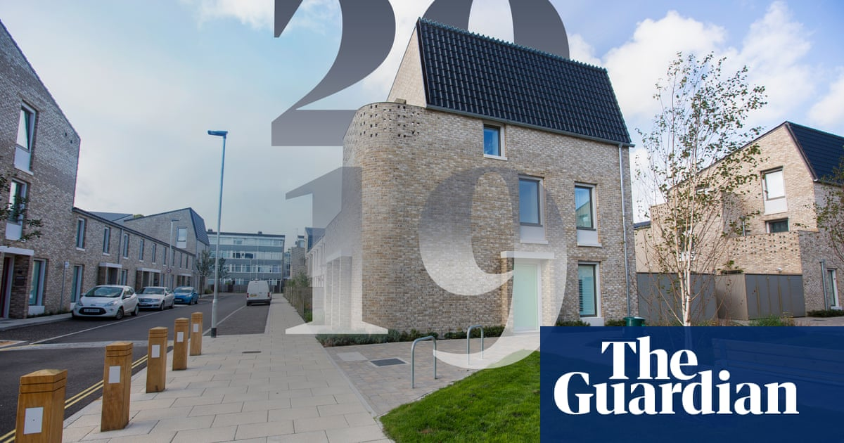 Top 10 architecture of 2019