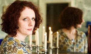 'Exquisitely economical': Maggie O'Farrell at home in Edinburgh