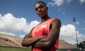 Dina Asher-Smith competes in her first Commonwealth Games at a senior level at Gold Coast and will focus on just the 200m